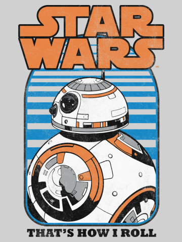 How BB-8 Rolls