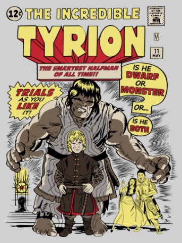 Incredible Tyrion - Game of Thrones