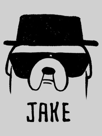 Jake Heisenberg - Adventure Time