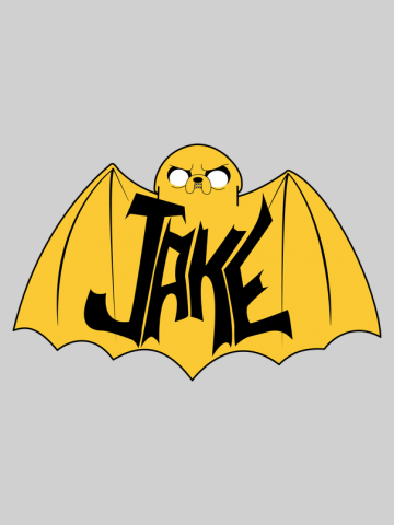 Jake the Bat - Adventure Time