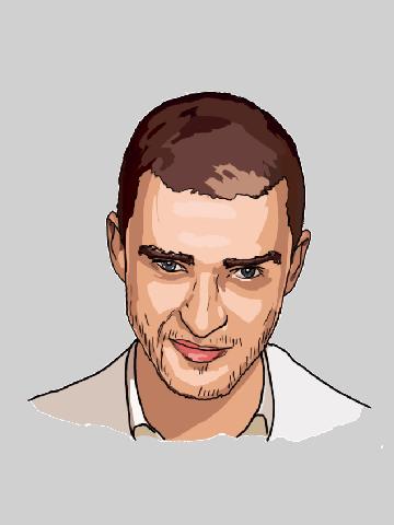 Justin Timbarlake - Portrait