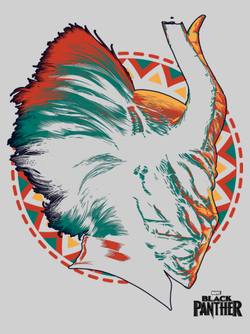 Kilmonger Mask
