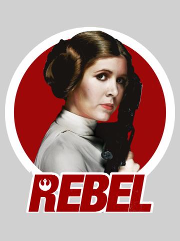 Leia Rebel Circle