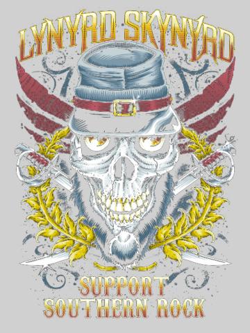 Lynyrd Skynyrd -Crest