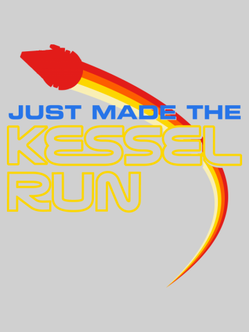 Made the Kessel Run