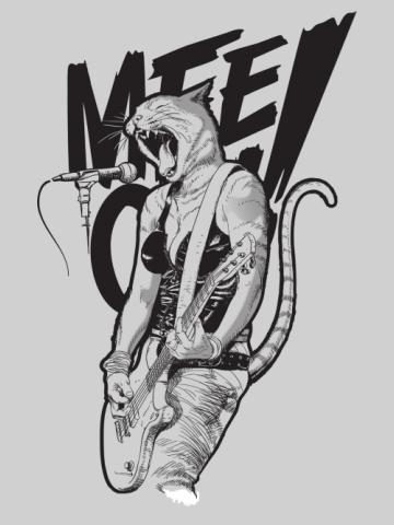 Meow Rock Concert