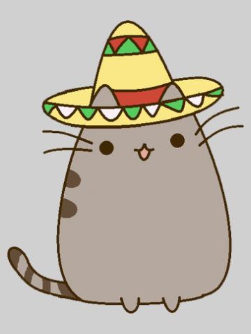 Mexican Pusheen