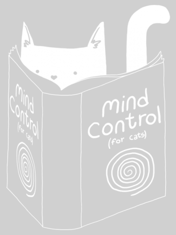 Mind control for cats