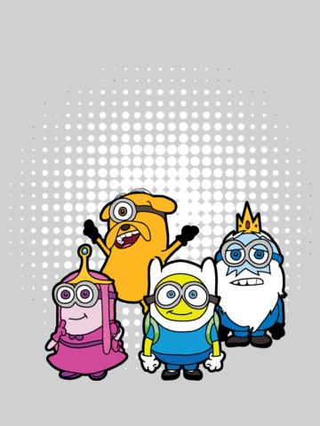 Minion Adventure Time