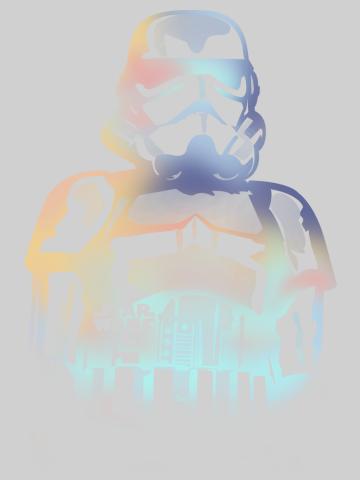 Multicolored Stormtrooper