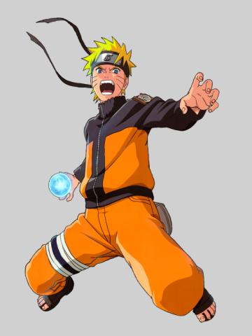 Naruto ball