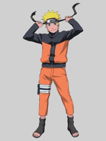 Naruto bandana