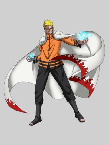 Naruto uzumaki 7th hokage