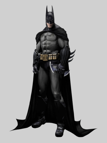 New batman