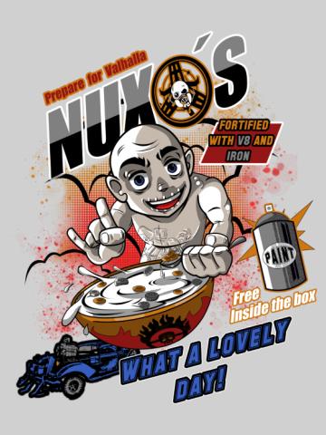 Nuks cereals - Mad Max