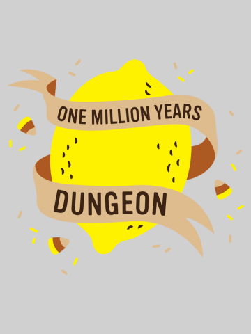 One Million Years Dungeon - Adventure Time
