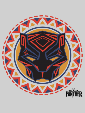 Patterned Panther
