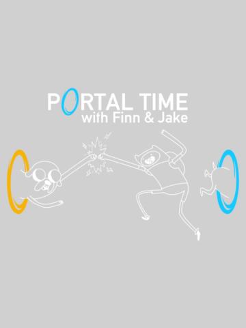 Portal Adventure Time