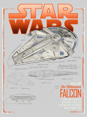Presenting: The Millennium Falcon