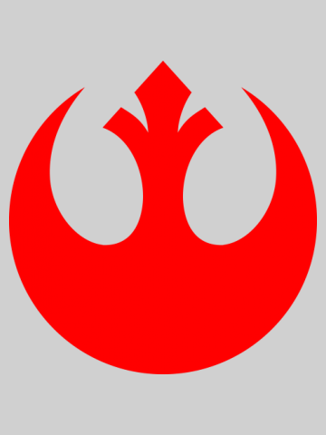 Rebel Aliance Logo - Star Wars