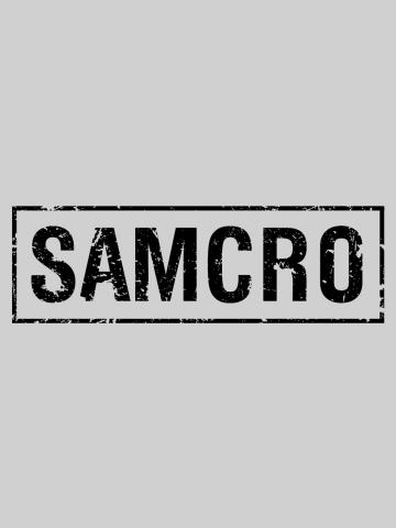 SAMCRO - Distress Logo