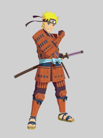 Samurai naruto