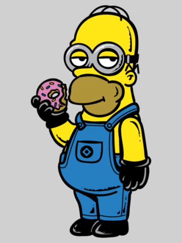 Simpson Minion