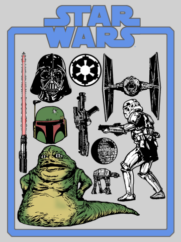 Star Wars Empire Kit