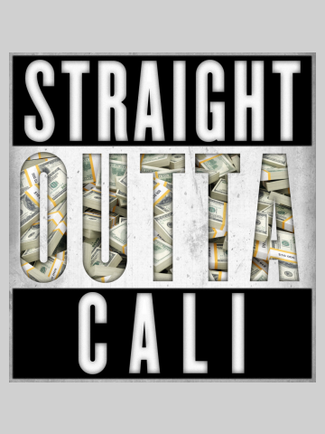 Straight outa Cali