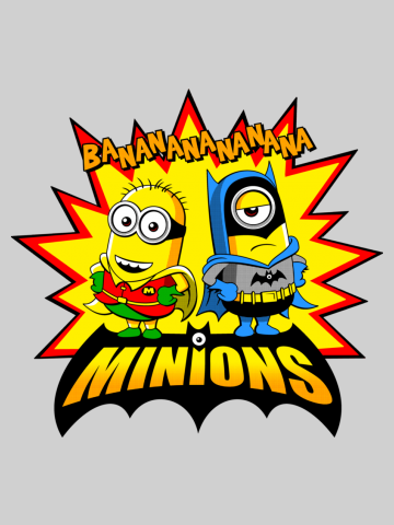 Super Heros Minions