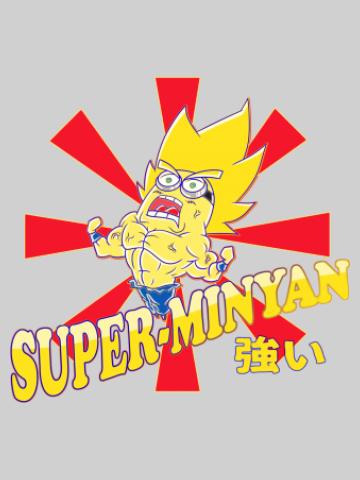 Super Minyan - Funny Minion