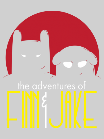 The Adventures of Finn and Jack - Adventure Time