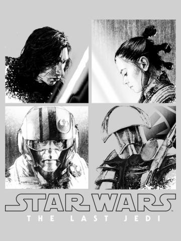 The Last Jedi Squared