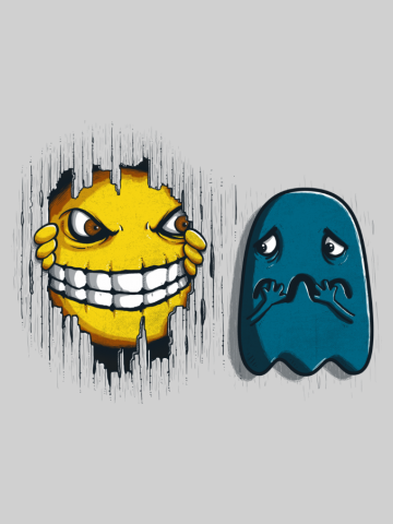 The Monster - PacMan
