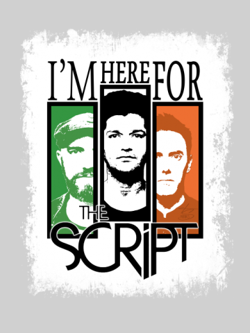 The Script - Here for them