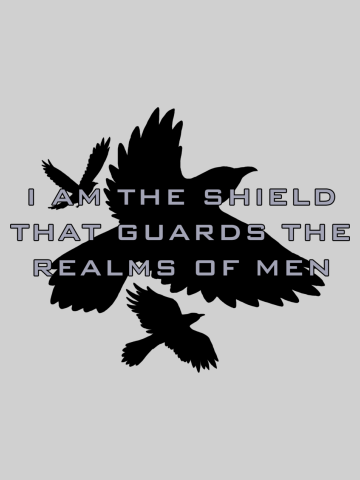 The Shield of the realms - Game of Thrones