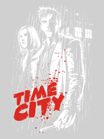 Time City - Doctor Who