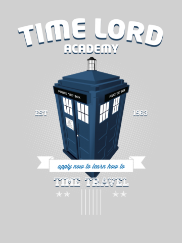 Time Lord Academy - Doctor Who