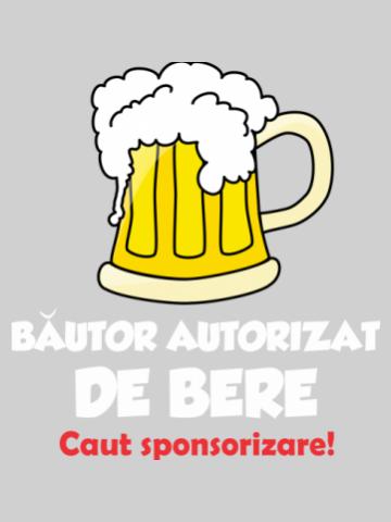 Bautor de bere caut sponsorizare