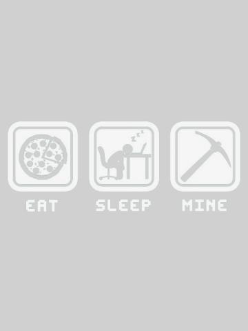 Eat Sleep Mine  Minecraft
