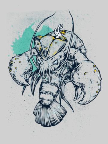 Mr. Lobster