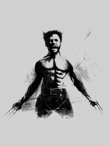 Wolverine Rage