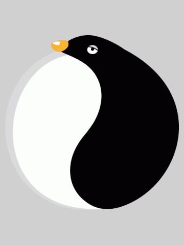 Yin Yang penguing