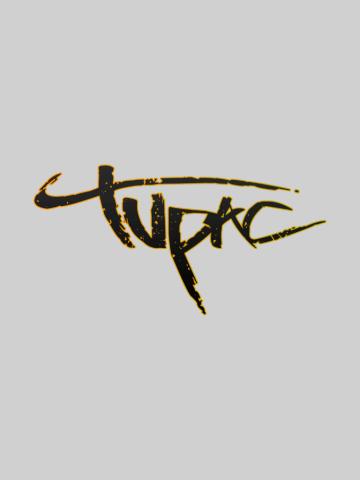 Tupac Shakur - Logo