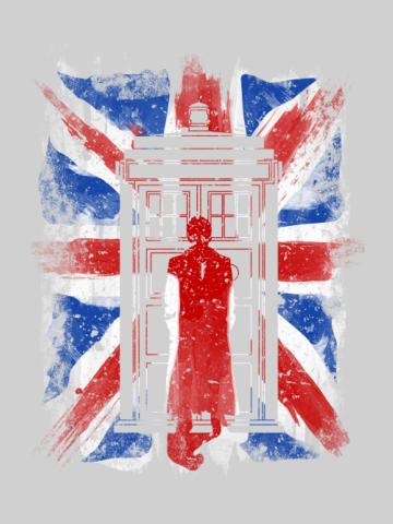 UK Doctor - Doctor Who