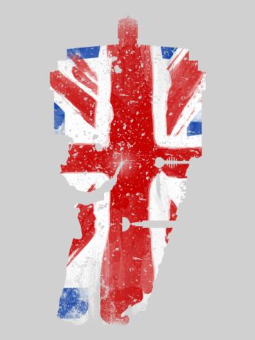 UK Tardis - Doctor Who