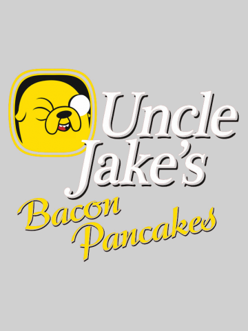 Uncle Jake's Bacon Pancakes - Adventure Time