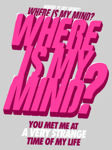 Where is my mind - Fight Club