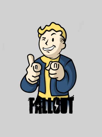 You are the man - Fallout