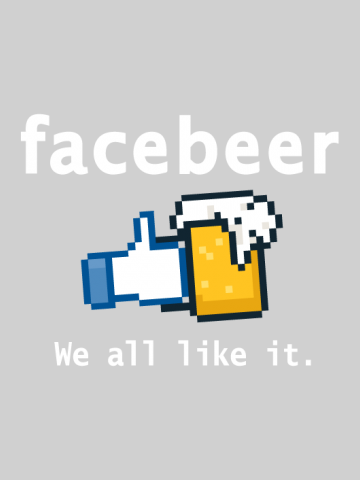 Facebeer, We all like it